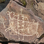 China Lake Rock Art