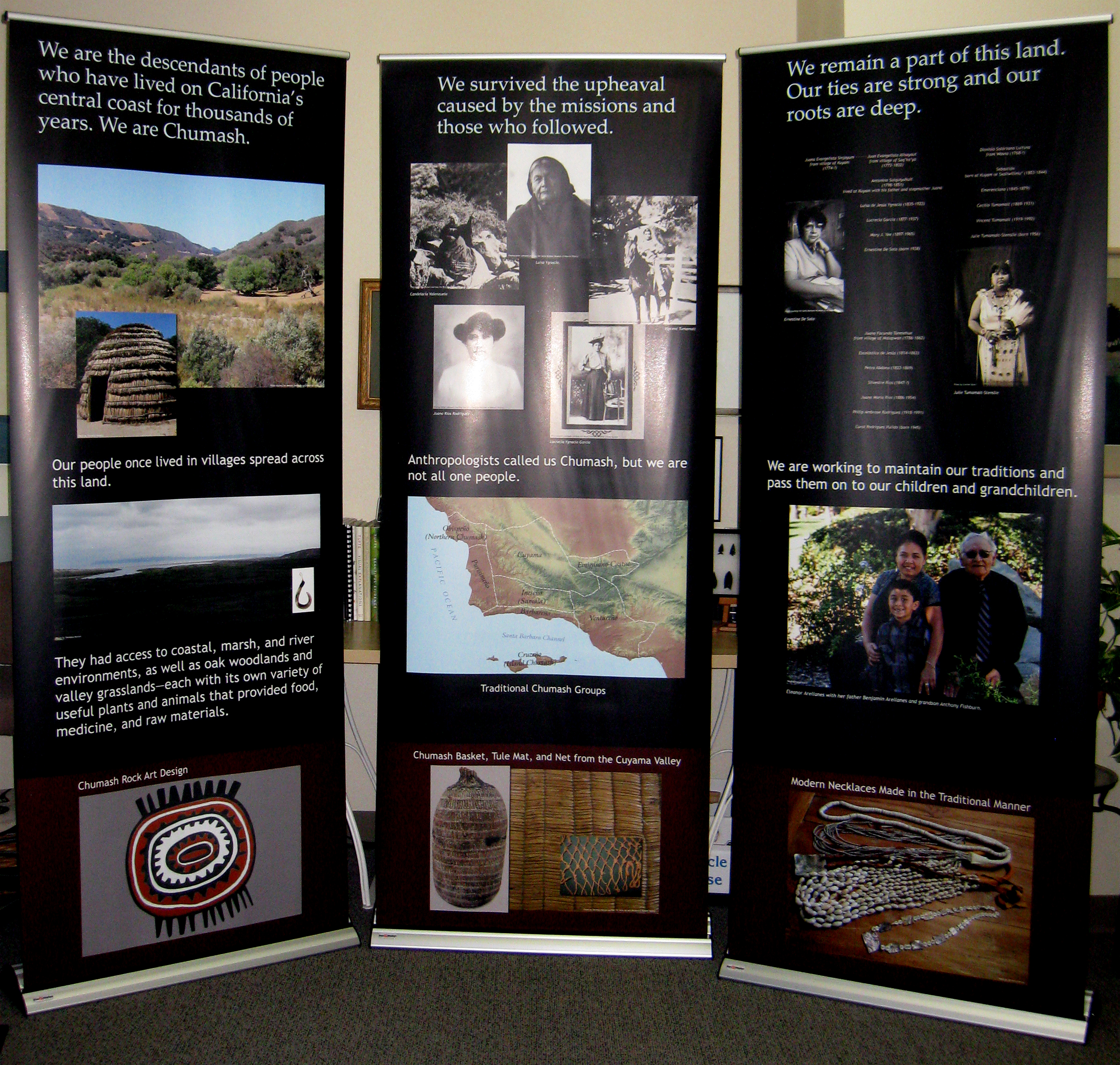 Cuyama Exhibit