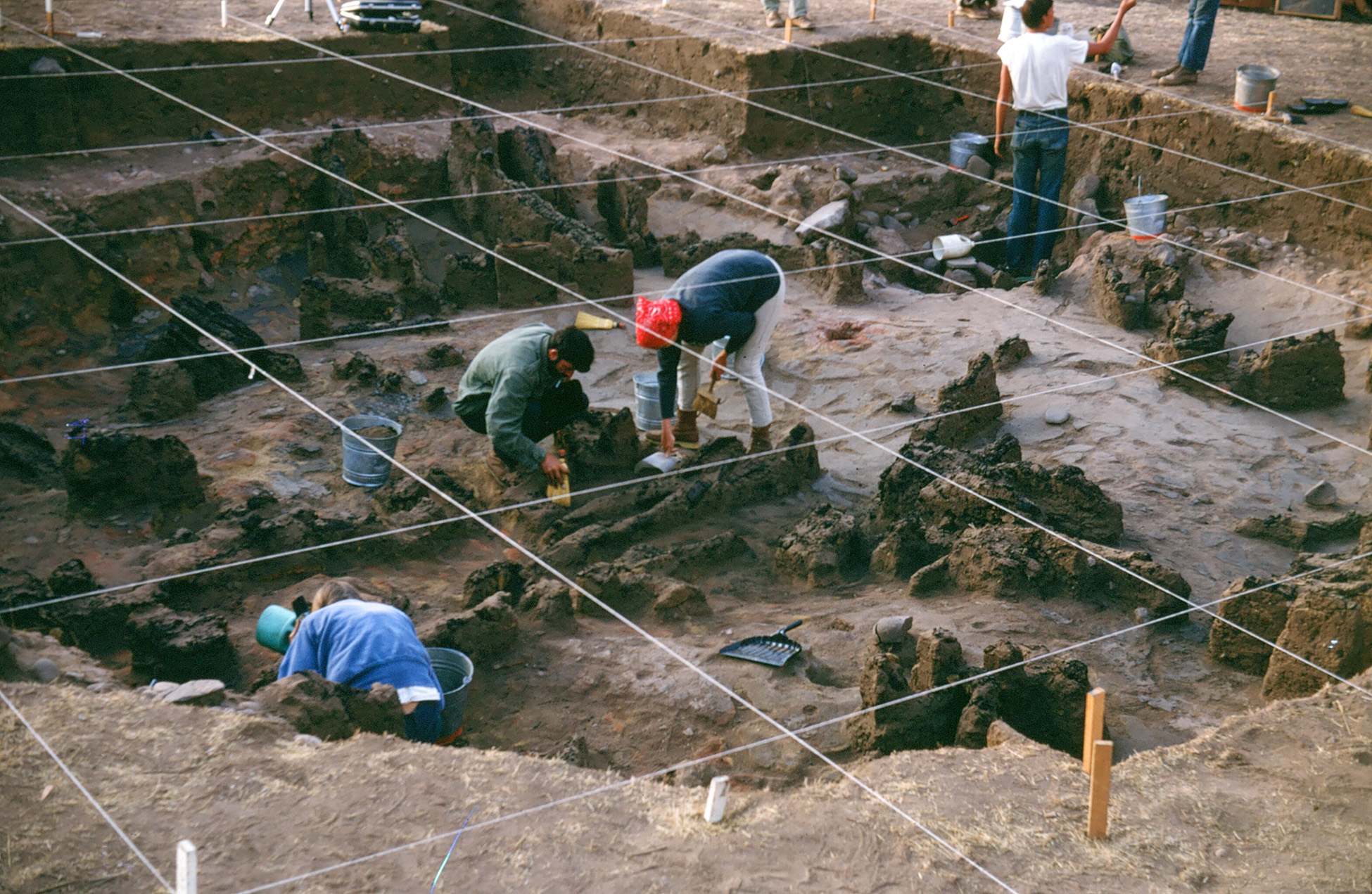 Excavation Cuyama